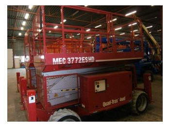 MEC 3772ESHD - plataforma de tijeras
