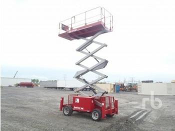 MEC 3772RT - plataforma de tijeras