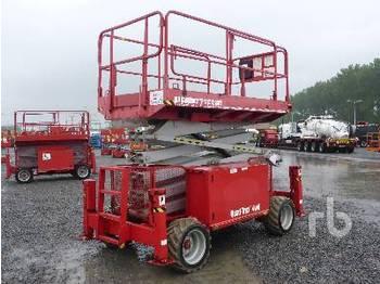 Mec 3772ESRT-HD 4X4 Electric - plataforma de tijeras