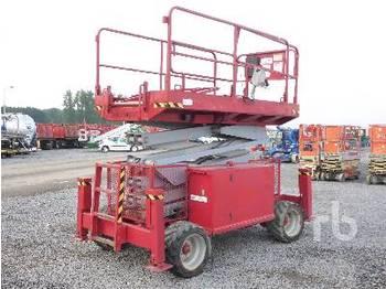 Mec 3772RT 4X4 - plataforma de tijeras
