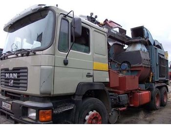 BRUCUS BRUKS 1203CT - trituradora de madera