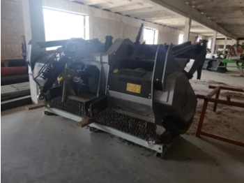 BRUCUS UMH/S-250 - trituradora de madera