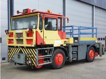 MOL GSM90 ROAD/RAIL - tractor comunal