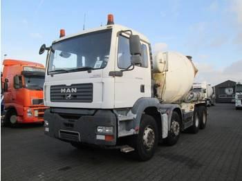 MAN TGA 32.350 8X4 9M3 Liebherr - betonomieszarka