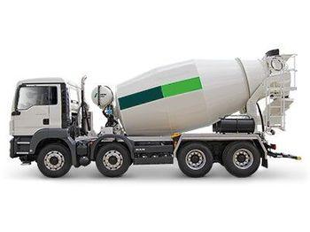 STETTER AM 9/8 FHC Ultra Eco - betonomieszarka