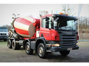 Scania P380 8X4 9m3 Trommel  - betonomieszarka