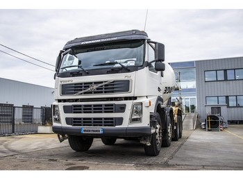 Volvo FM 380 - EURO5 + LIEBHERR 9M3 - betonomieszarka