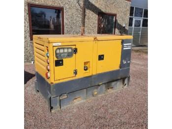 Atlas Copco QAS 40 - generator budowlany