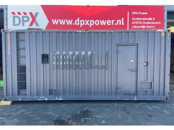 Cummins KTA50G3 - 1400 kVA Generator - DPX-12216  - generator budowlany
