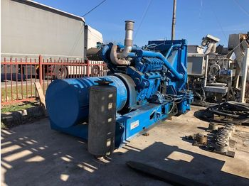 Gruppo elettrogeno Pellizzari, potenza 500 Kva - generator budowlany