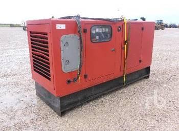 HIMOINSA 110 KVA - generator budowlany