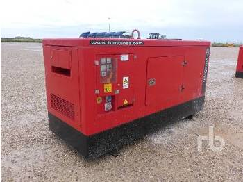 HIMOINSA HFW100 100 KVA Skid Mounted - generator budowlany