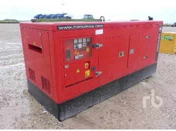 HIMOINSA HIW100 100 KVA - generator budowlany