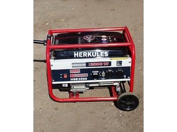 Herkules HSE 3500 - generator budowlany