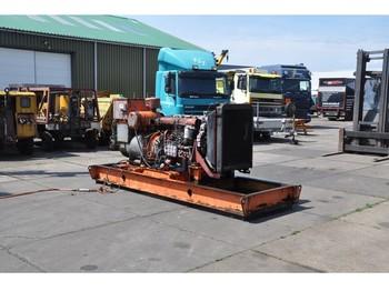 Iveco Aifo 8210 S1 - generator budowlany
