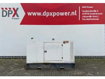 Iveco NEF45 - 60 kVA Generator - DPX-12027  - generator budowlany