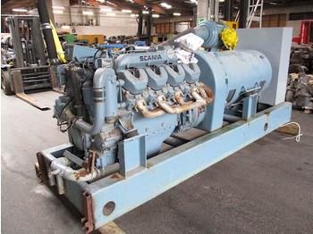 Scania DS1405 - generator budowlany