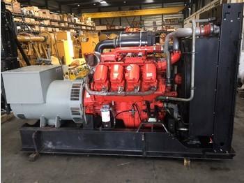 Scania DS1643A02P - Generator Set 550 kVa - DPH 105233 - generator budowlany