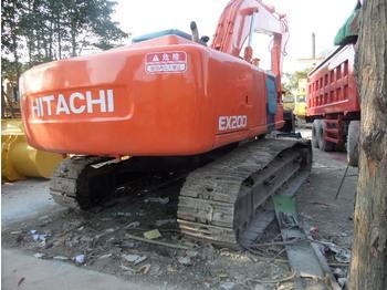 HITACHI EX200 - koparka gąsienicowa