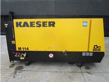 Kaeser M 114 - sprężarka powietrza