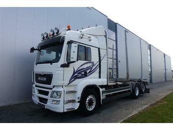 Ciężarówka do przewozu drewna MAN MAN TGS26.480 6X4 HYDRODRIVE EURO 5 TIMBERTRUCK