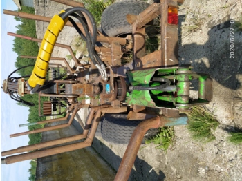 NOKKA HK2251 - ciężarówka do przewozu drewna