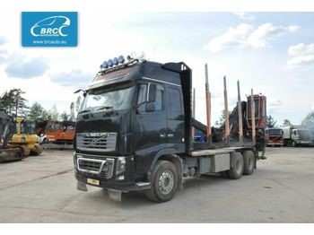 Ciężarówka do przewozu drewna VOLVO FH16