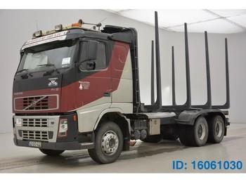 Ciężarówka do przewozu drewna Volvo FH12.520 - 6X4