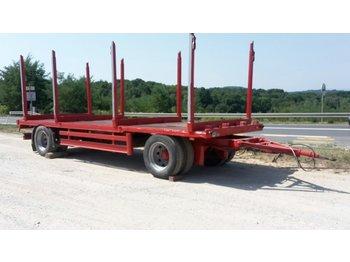 schwarzmuller  - ciężarówka do przewozu drewna