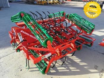 Agro-Masz PREPARATEUR AU56 DENT 32X12 - agregat uprawowo-siewny