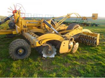 AGRISEM Disc-O-Mulch Gold - brona rolnicza