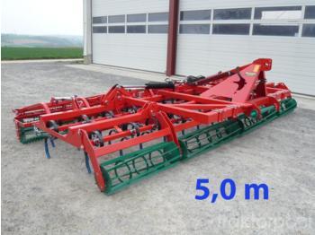 AGRO-MASZ Maask 5,0 m - brona rolnicza