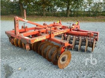 Brix BK300HX Disc Harrow - brona rolnicza