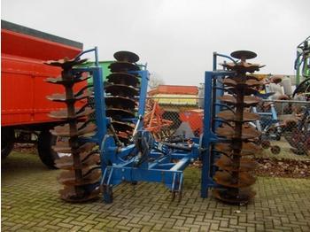 DAL.BO AXC400 SCHIJVENEG - brona rolnicza
