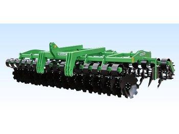 Bomet U223/6 KRR 2.5m Compacte schijveneg  - brona talerzowa
