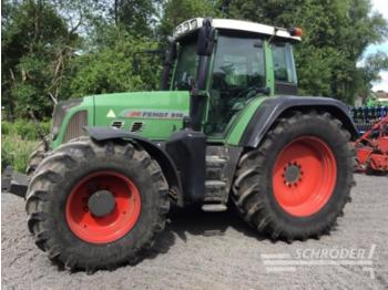 Fendt 818 Vario TMS - ciągnik rolniczy