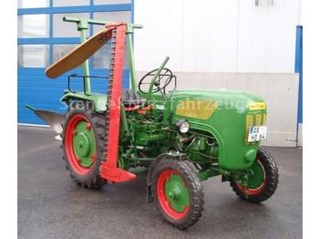 HOLDER B12 mit Mähwerk / Pflug *voll restauriert* TOP - ciągnik rolniczy