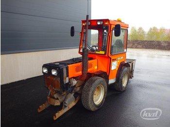 Holder C30 Kompakttraktor med plog & spridare (rep.objekt) -90  - ciągnik rolniczy