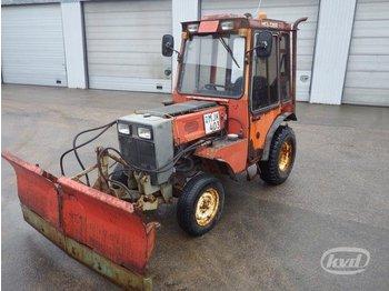 Holder P70C-460 Kompakttraktor med snöplog  - ciągnik rolniczy
