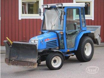 Iseki TF330 Kompakttraktor (snöplog & spridare)  - ciągnik rolniczy