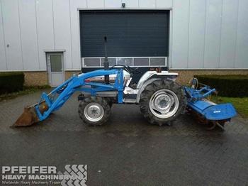 Iseki TL2500, 4x4, Front loader, Cutter. - ciągnik rolniczy