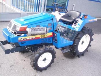 Iseki TU150F DT - 4X4 - ciągnik rolniczy