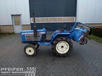 Iseki TU1600, 4x4, Cutter. - ciągnik rolniczy