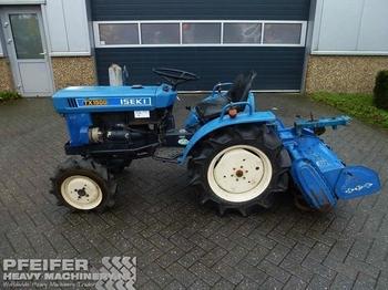 Iseki TX1500, 4x4, Cutter - ciągnik rolniczy