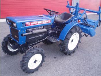 Iseki TX155F DT - 4X4 - ciągnik rolniczy