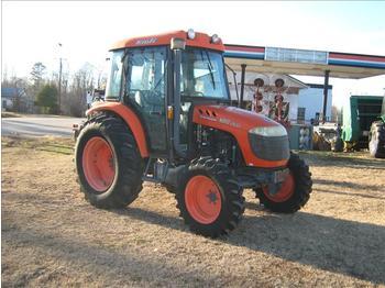 Kioti DK55 - ciągnik rolniczy