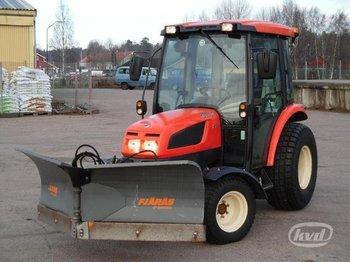 Kioti EX50CH Kompakttraktor (Plog+4WD+50hk) -12  - ciągnik rolniczy