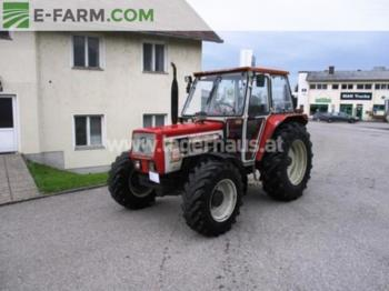 Lindner 1650 A - ciągnik rolniczy