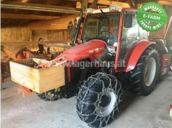 Lindner GEO 73A - ciągnik rolniczy