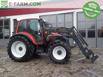 Lindner Geotrac 103 A - ciągnik rolniczy
